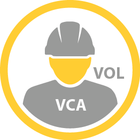 VCA VOL incl. Examen