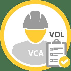 VCA Vol examen