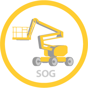 Hoogwerker Herhaling 3B SOG