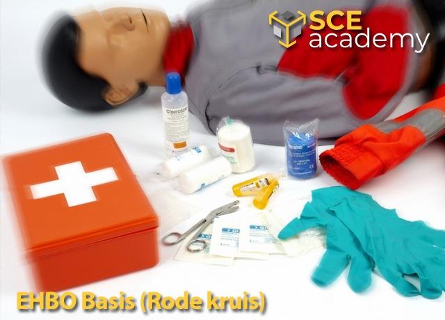 Ehbo Basis Rode Kruis Sce Academy