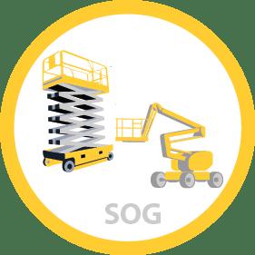 Hoogwerker Basis 3A + 3B SOG