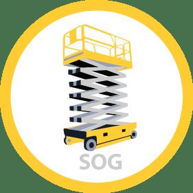 Hoogwerker 3A SOG